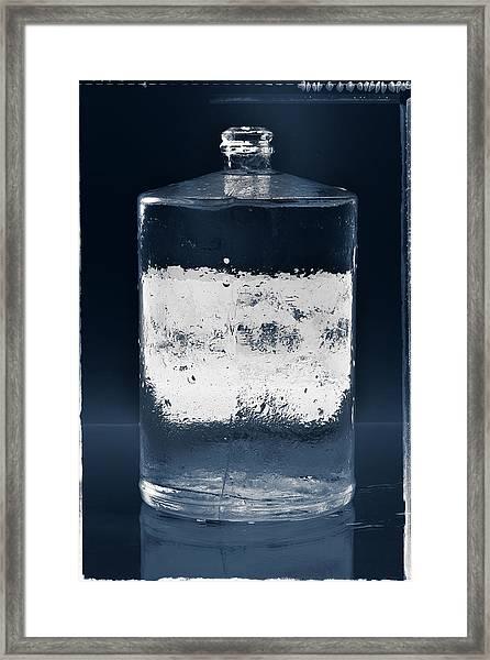 Vessel #8319 Framed Print