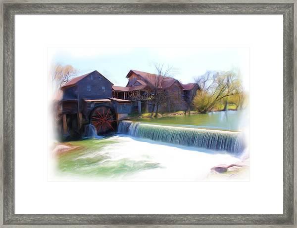 Vista Series 1319 Framed Print