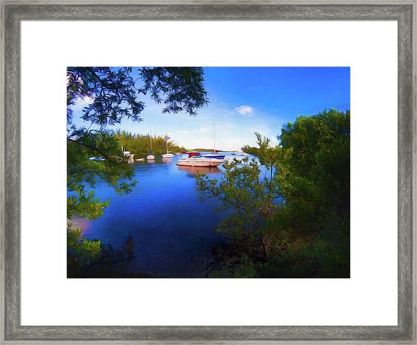 Vista Series Grpr0382 Framed Print