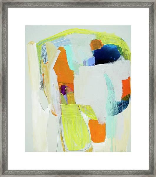 Vitreous Narcissus Framed Print