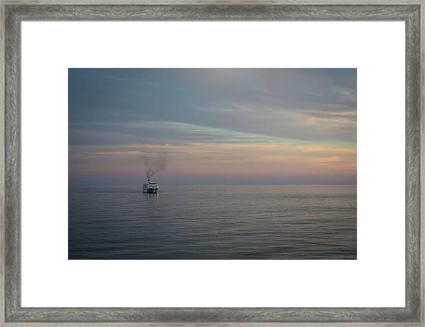 Voyage Home 2 Framed Print