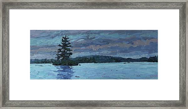 Voyageur Highway Framed Print