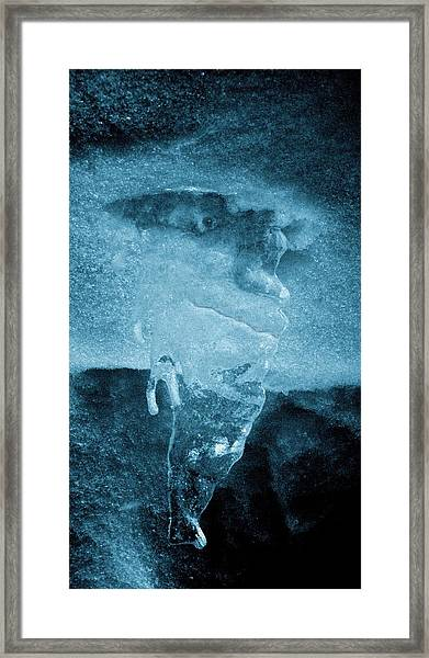 Waiting For An Old Flame Framed Print