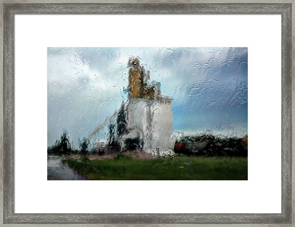 Waitng Framed Print