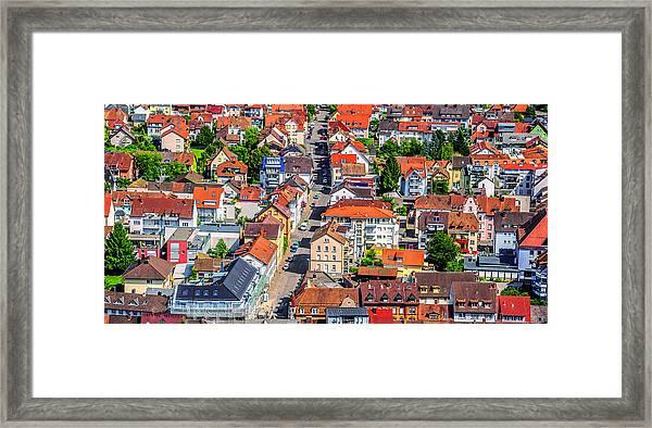 Waldkirch 1 Framed Print
