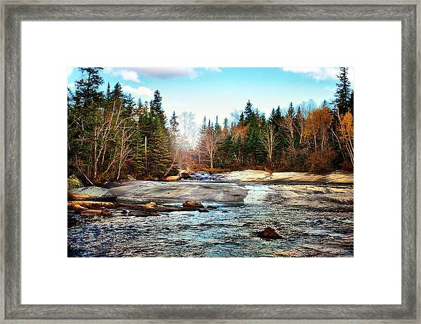 Walk This Way Framed Print by Gary Smith