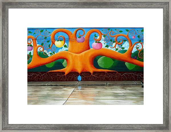 Wall Art 2 Framed Print by William Jones