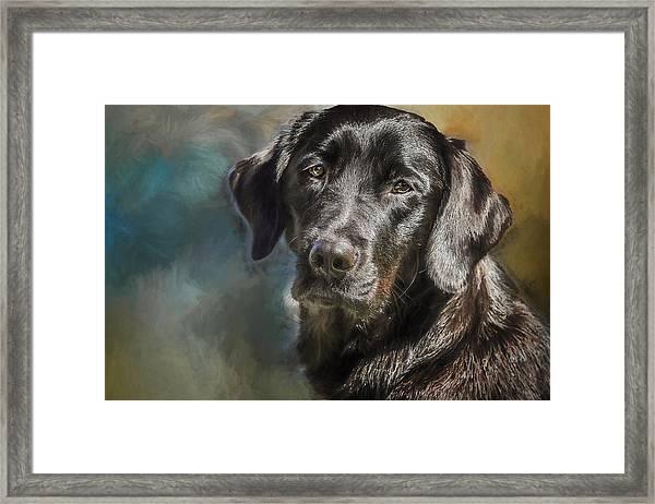 Wanda Framed Print
