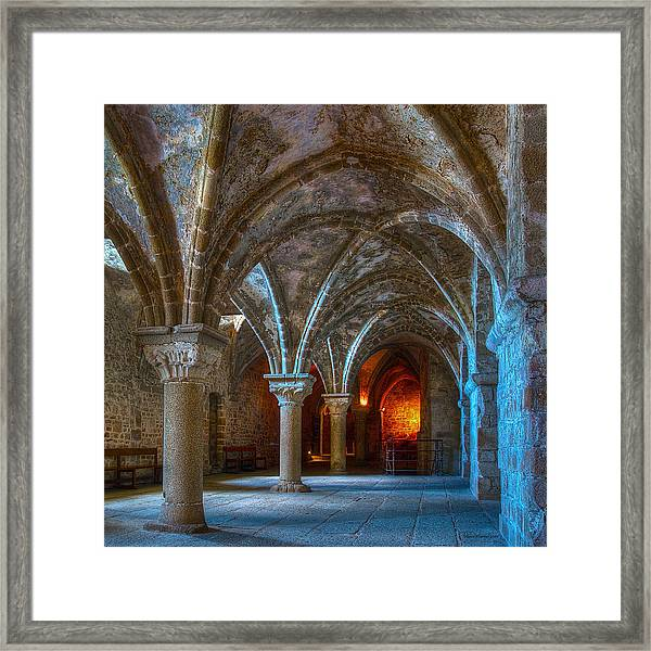 Warm Glow Framed Print