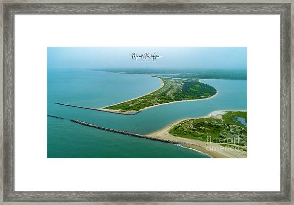 Washburns Island Framed Print