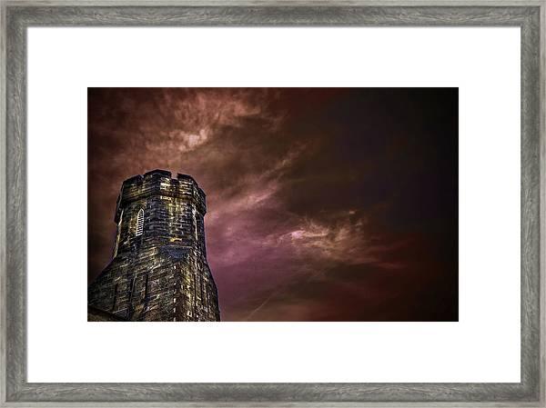 Watchtower Framed Print