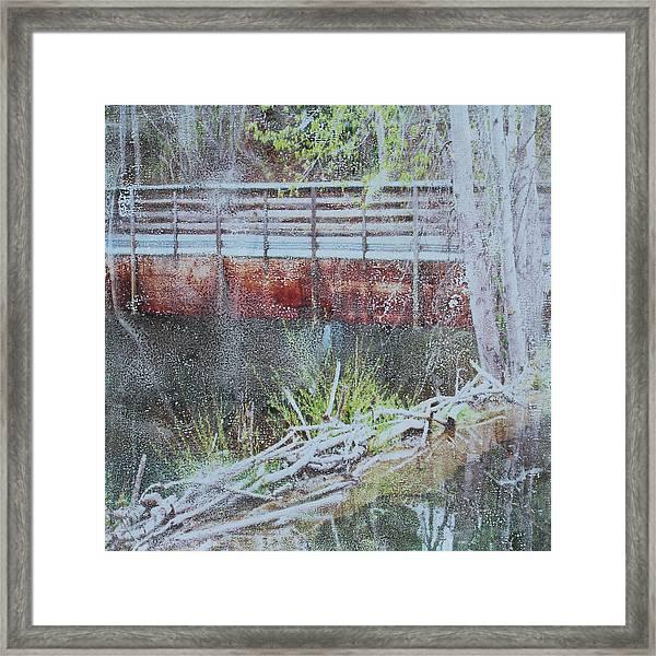 Water #5 Framed Print