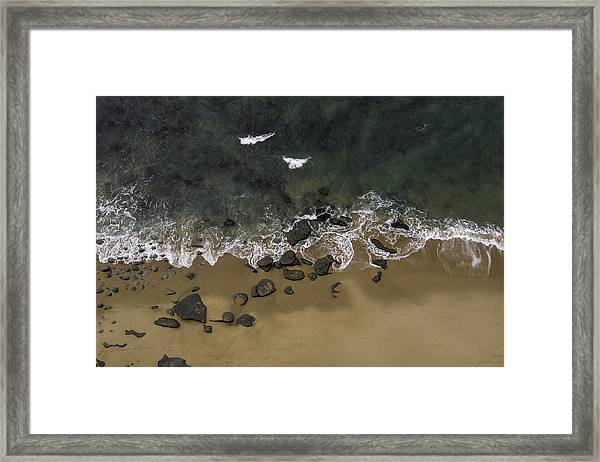 Water Dance Framed Print