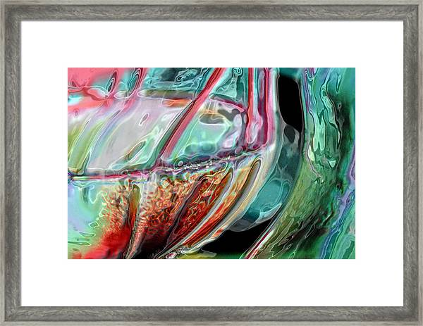 Water To Wine 1 Framed Print