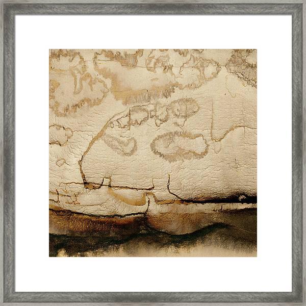 Waterlines01 Framed Print