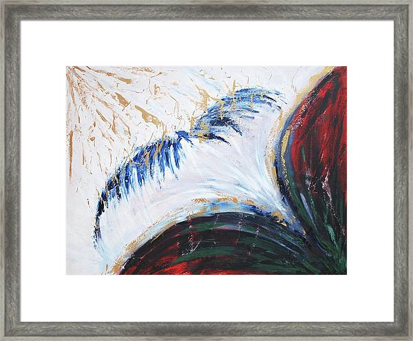 Way Of Escape Framed Print