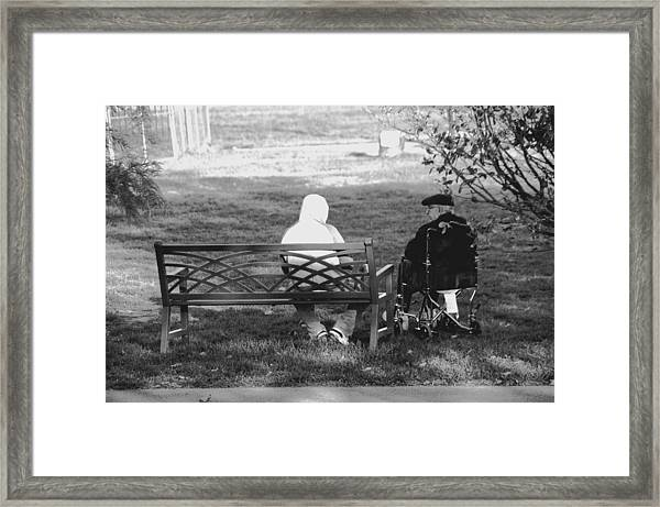 We Are Young Framed Print