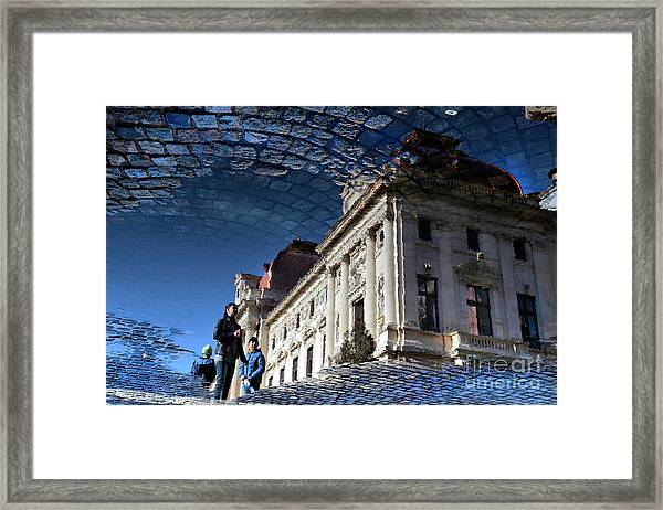 We Have Always Lived In The Castle Framed Print