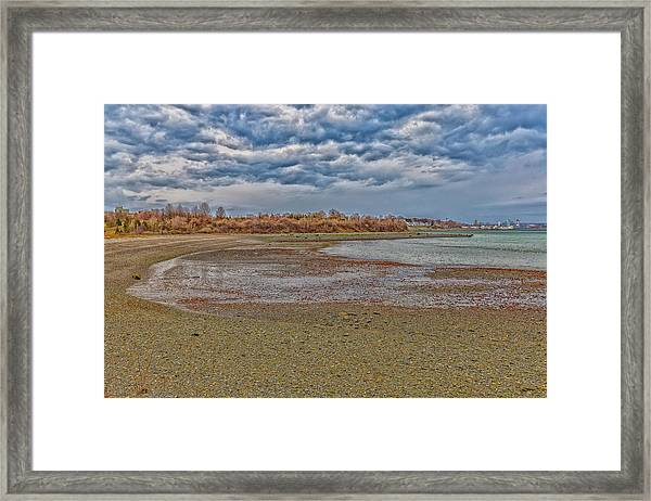 Webb Memorial State Park Framed Print