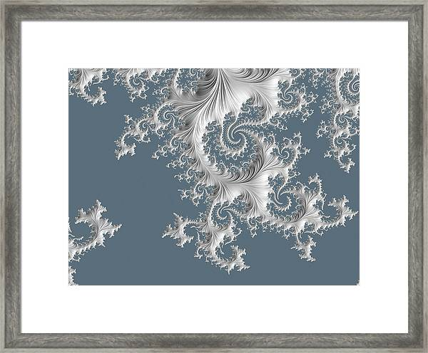 Wedgwood Framed Print