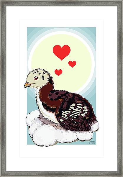 Wee One Framed Print
