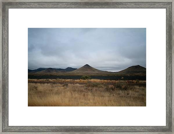 West Texas #2 Framed Print