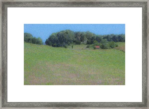Westport Meadow Framed Print