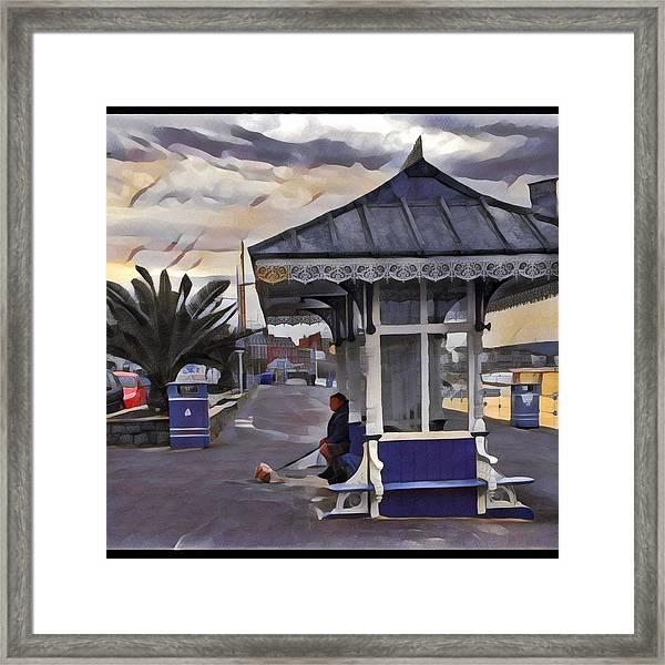 Weymouth Framed Print