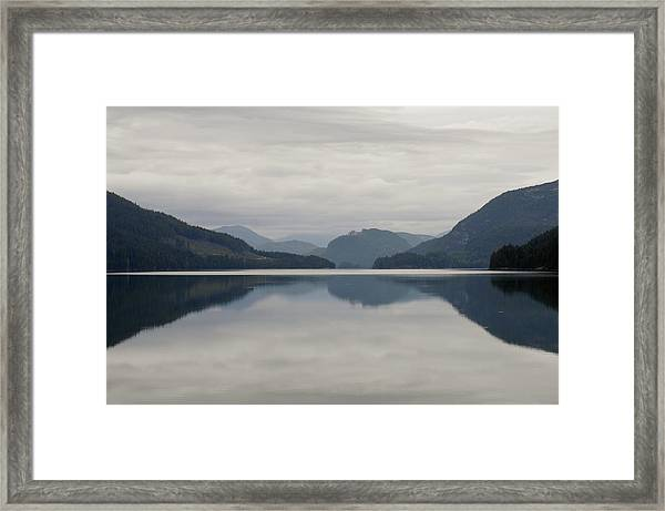 What, Do You See? Framed Print