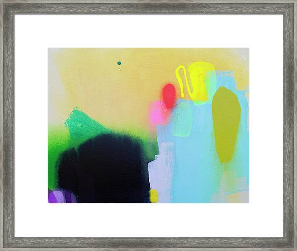 What You Do To Me Framed Print
