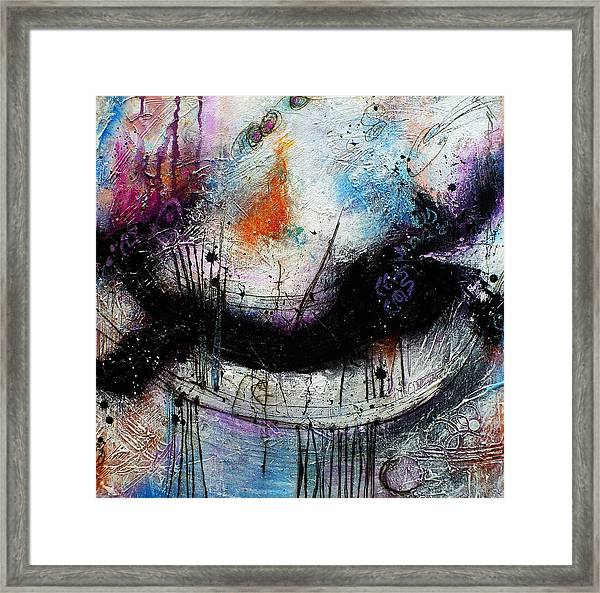 When Days Go By Framed Print