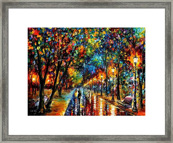 When Dreams Come True  Framed Print