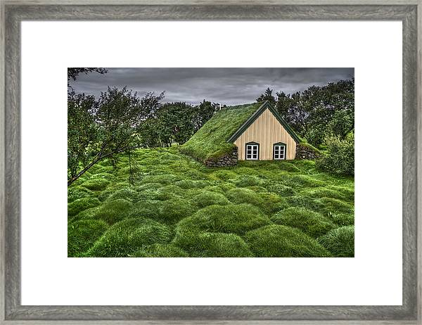 When Heaven Calls Your Name Framed Print
