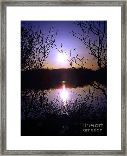 When Tomorrow Comes Framed Print