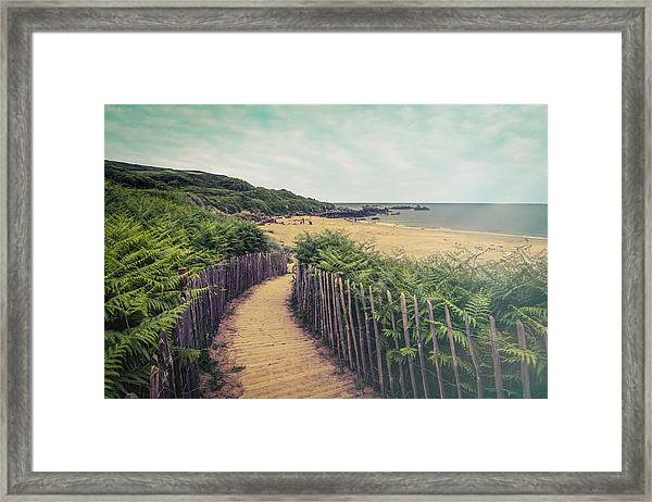 Where Memories Are Made  Framed Print