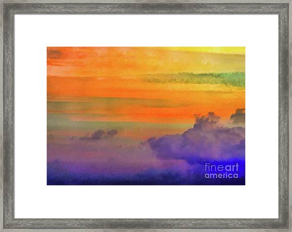 Where Rainbows Begin Framed Print