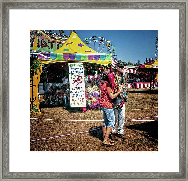 Framed Print featuring the photograph Where To Next? by Samuel M Purvis III