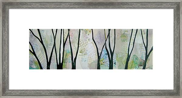 Whimsy I Framed Print