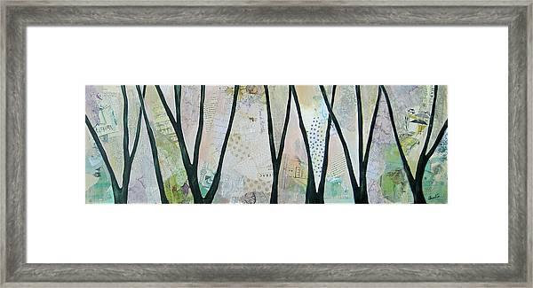 Whimsy II Framed Print