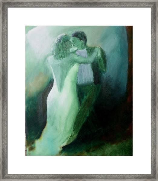 Whispered Passion Framed Print