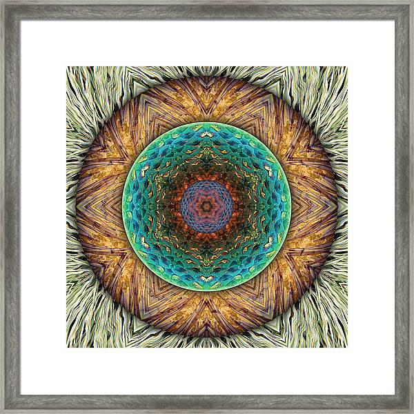 Whispering Pines Framed Print