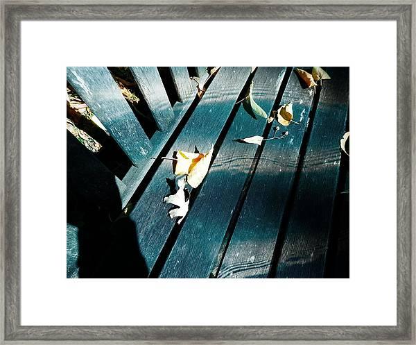 Whispers Of Winter Framed Print