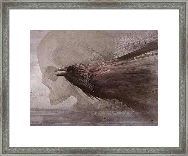 Whispers To The Souls Framed Print