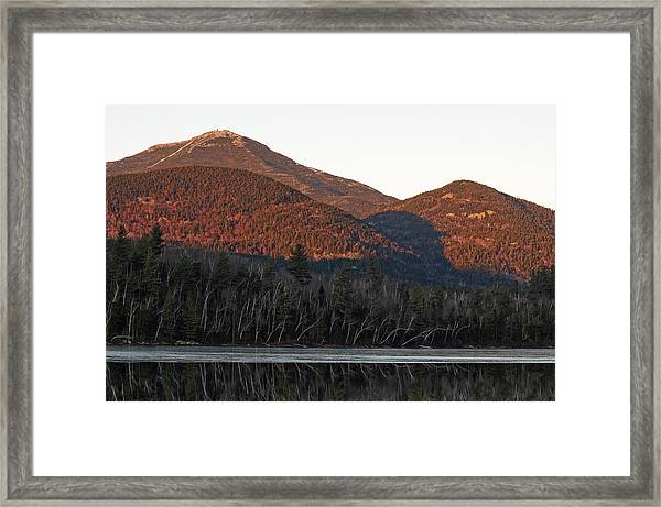 Whiteface Mt  Framed Print