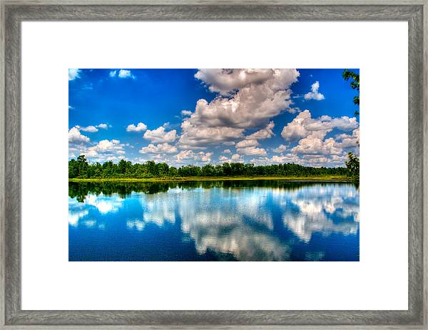 Whitesbog New Jersey Framed Print