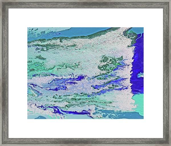 Whitewater Framed Print