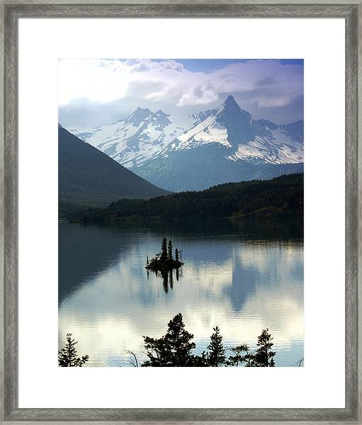 Wild Goose Island 2 Framed Print