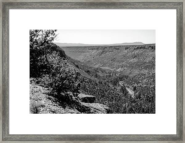 Wild Rivers Framed Print
