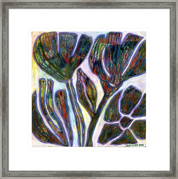 Wild Weed 3 Framed Print