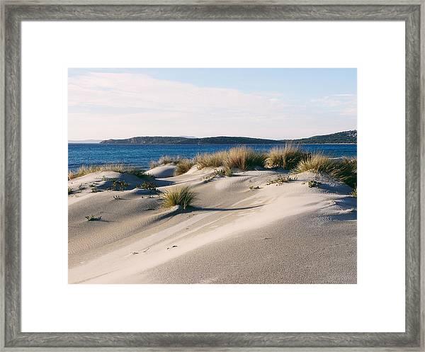 Framed Print featuring the photograph Sulcis Sardinia by Martina Uras